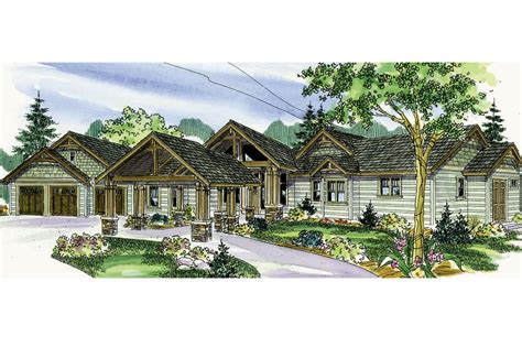 housing designs craftsman house plans woodcliffe 30 715 associated designs