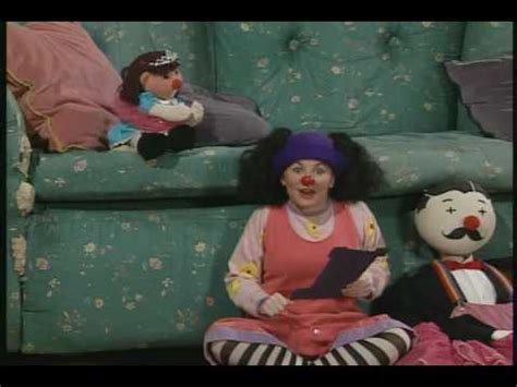 youtube comfy couch the big comfy couch clownvitation part 1 of 3 youtube