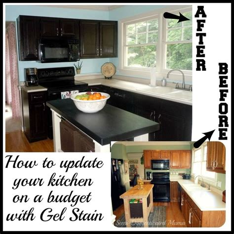 how to update kitchen cabinets cheap 17 best ideas about cheap kitchen cabinets on pinterest