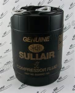 sullair   fluid kt  gallon