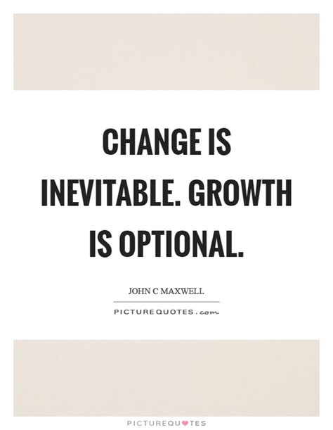 Inevitable Change by Change Is Inevitable Quotes Sayings Change Is