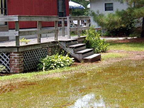 solutions for yard drainage how to improve soil drainage