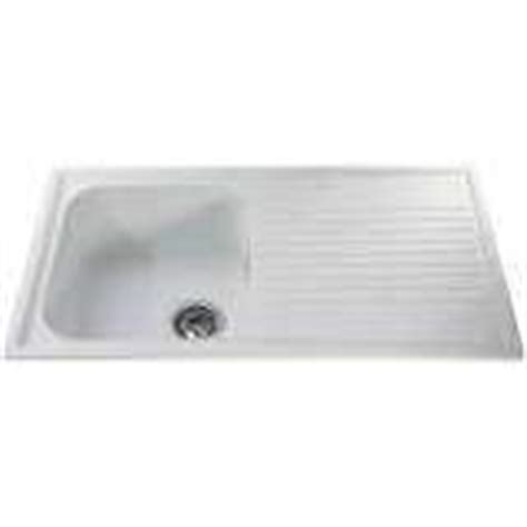 Asterite Kitchen Sink by As1wh Inset Asterite Single Bowl Sink Plumbase