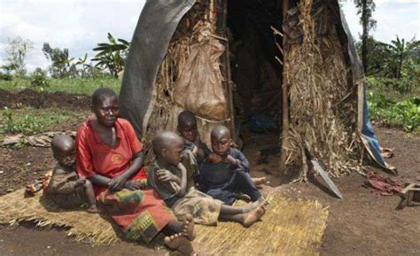 5 poorest countries in the world
