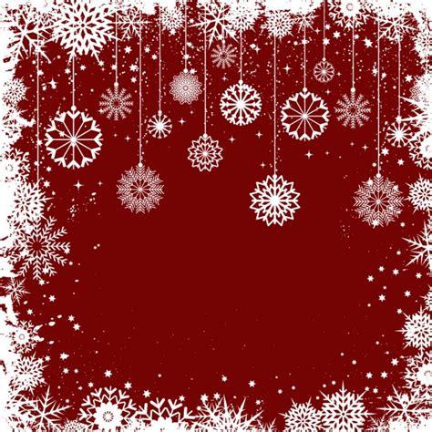 cornici di natale gratis fiocchi di neve di natale cornice sfondo scaricare