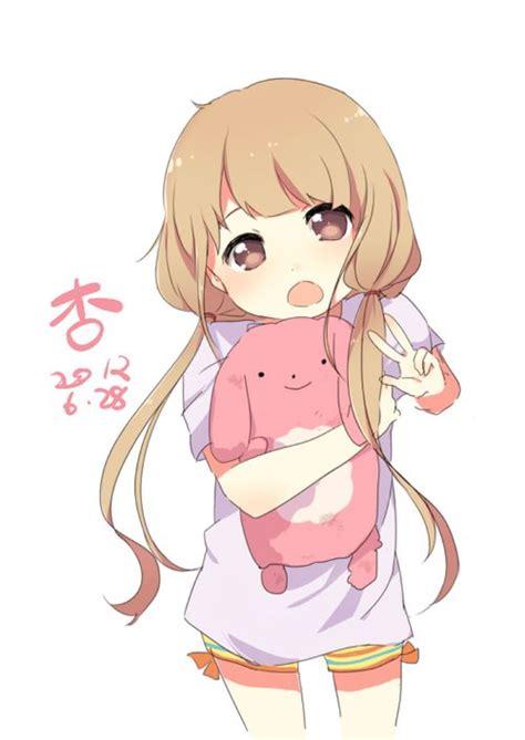 anime kawaii girl cute anime girl kawaii anime are my reality pinterest