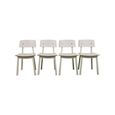 ikea white chair dining chairs used chairs for sale