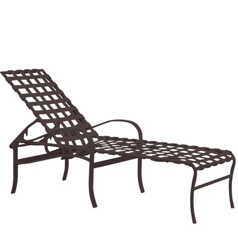 Tropitone Chaise Lounge Tropitone 109932 Palladian Chaise Lounge Discount