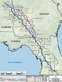 florida gas pipeline map wmnf environmentalist concerned about sabal trail