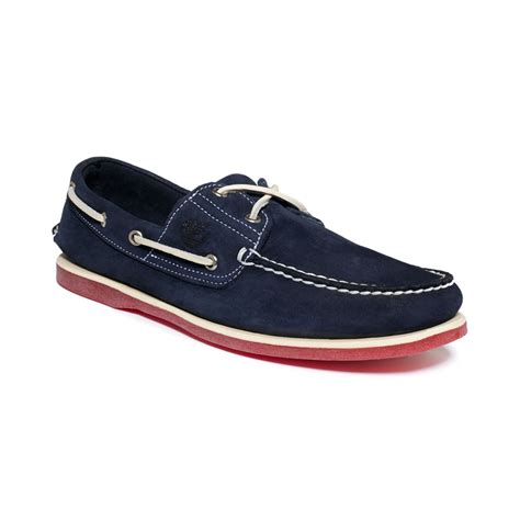 timberland classic boat shoes blue timberland boat shoes blue aranjackson co uk