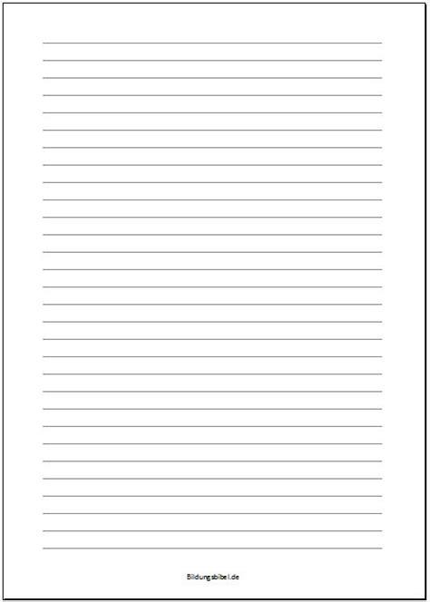 Word Vorlage Liniertes Papier Gratis Liniertes Papier Linienpapier Kostenlos Downloaden Und Pdf Ausdrucken