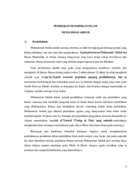 Download Buku Risalah Tauhid Muhammad Abduh - Info Berbagi