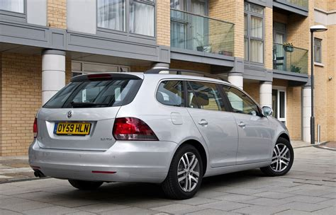2009 Vw Golf by Volkswagen Golf Estate 2009 2013 Photos Parkers