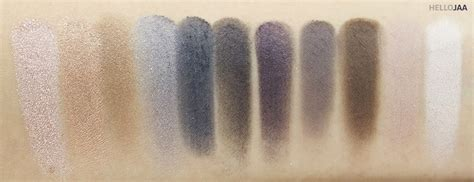 Decay Eyeshadow Palette Smoky decay smoky eyeshadow palette review
