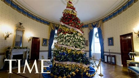 who was the first united states president to decorate an