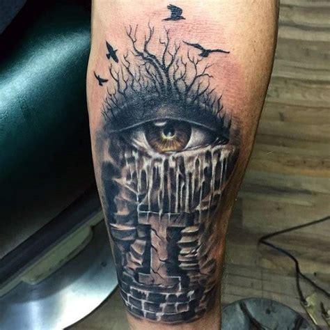 tattoo eye sleeve 57 best eye tattoos for men images on pinterest eye