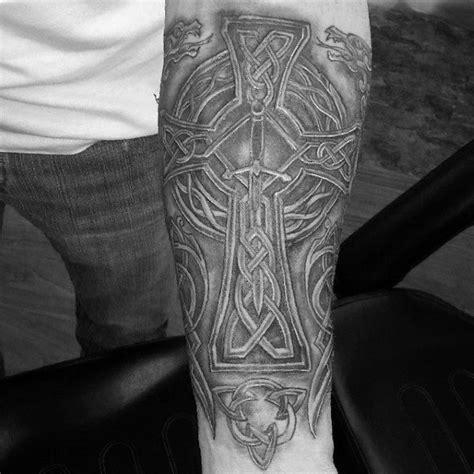 ancient cross tattoos 100 celtic cross tattoos for ancient symbol design