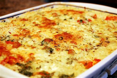 creamy chicken and rice casserole recipes dishmaps