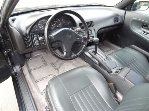 S13 Coupe Interior by 94 Nissan 240sx Limited Edition 23 000 Orig Mi Convertible