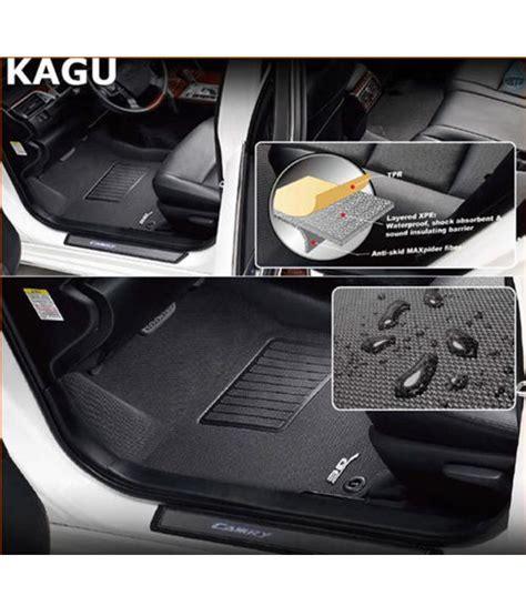 3d Mats For Cars by 3d Kagu Maxpider Car Mats Raunalt Duster Black Buy