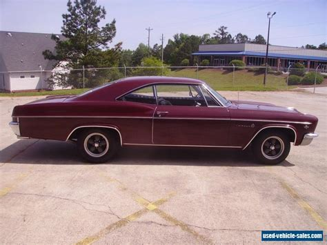 1966 chevrolet impala for sale in the united states