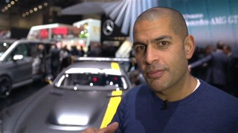 chris harris    geneva motor show video car