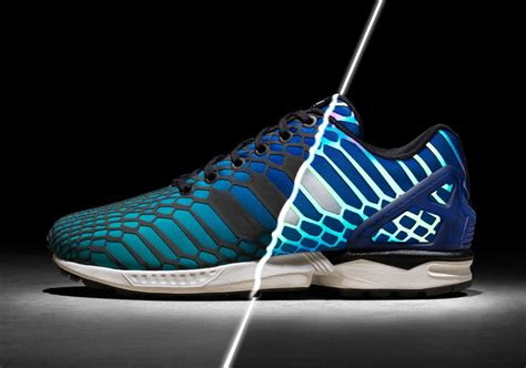 adidas unveils the newest xeno zx flux with the new negative collection weartesters