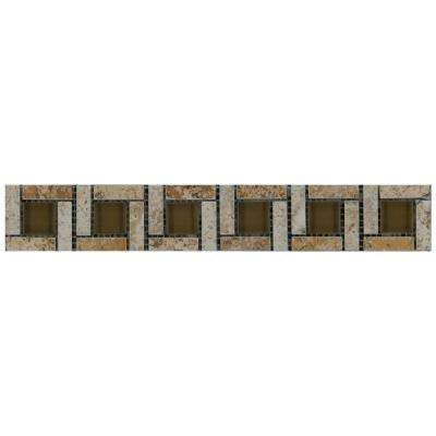 fireplace facade decorative accents borders tile flooring the home depot