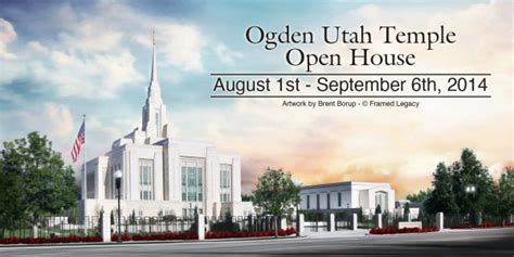 lds temple open house ogden utah temple open house and rededication lds media talk new videos resources