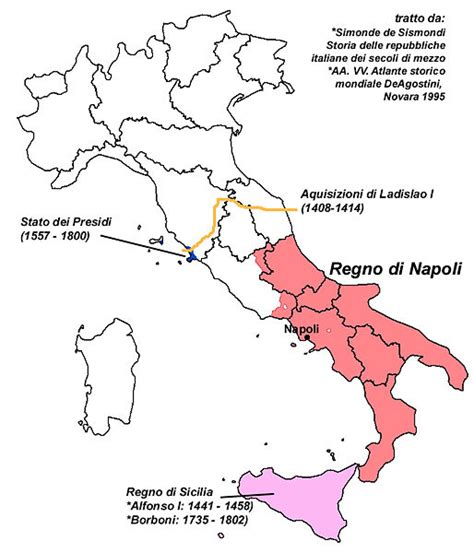 Kingdom Of Naples File Kingdom Of Naples Origin And Aquisitions Jpg