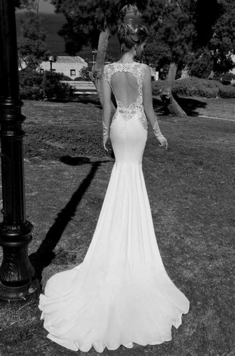 pattern white wedding dress wow 34 stunning open back wedding dresses that wow