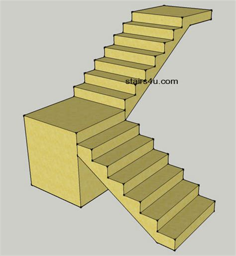 L Shaped Stairs Design L Shaped Stairs Design L Shaped Staircase Design Ideas Remodels Photos L Shaped Staircase