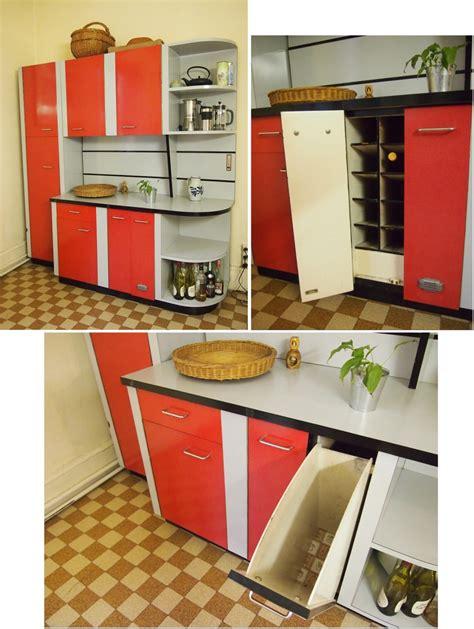 Meuble Cuisine Vintage by Meuble Cuisine Vintage Dcoration De Maison Meuble De