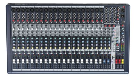 Chauvet Lighting by Soundcraft Mfxi 20 20 Channel Analog Mixer With Built In