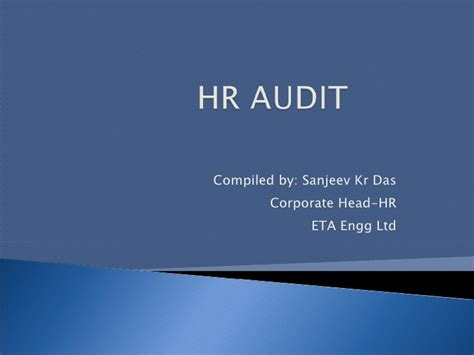 ppt templates for hr presentation hr audit presentation