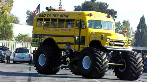 monster truck bus videos monster bus youtube