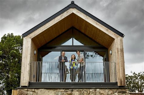 shed worth living  grand designs heads  belfast