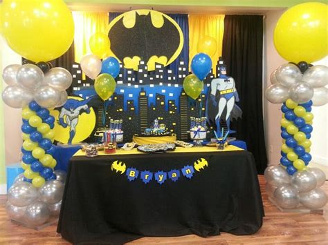 party themes yahoo best 25 batman party decorations ideas on pinterest