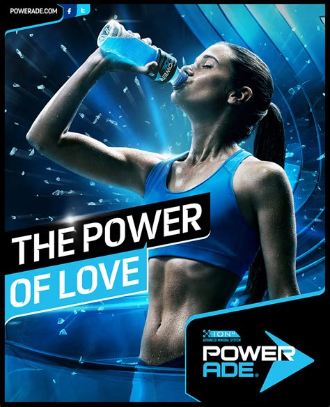 The Power Of Ads by Martin Sigal Shoots Powerade S Dynamic Power Of