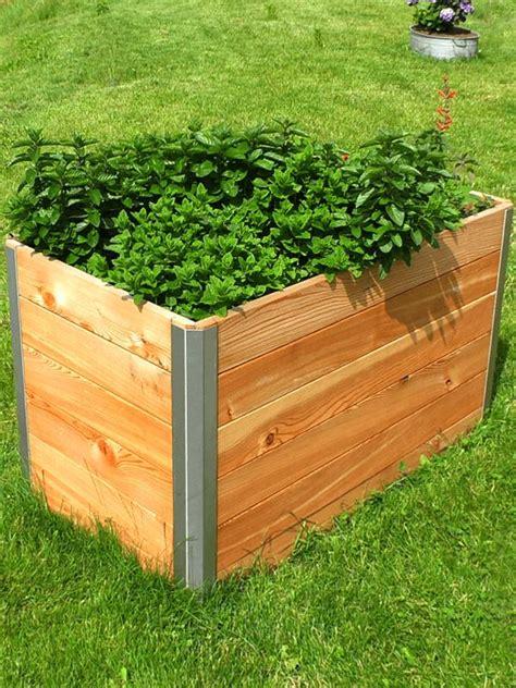 Bauanleitung Hochbeet Aus Holz 3722 by Hochbeet Aus Holz Mit Abdeckung Bvrao