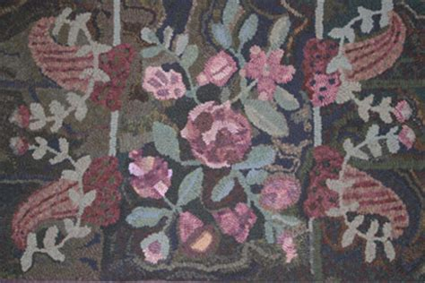Lisanne Miller Rug Hooking by E S Ralph Burnham Inspired Backgrounds Much More