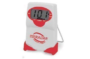 swing speed radar with tempo timer sport sensors dual mode swing speed radar w tempo timer