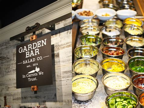 Garden Bar Pdx by Garden Bar Brings Quot Farm To Go Quot Salads To The Pearl
