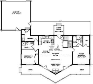 log cabin floor plans with basement ranch style log cabin floor plans floor plan for