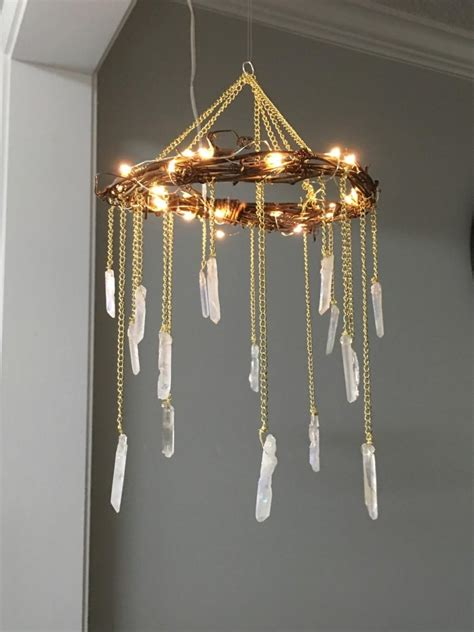 crystal decor for home bohemian mobile bohemian decor rustic lighted chandelier
