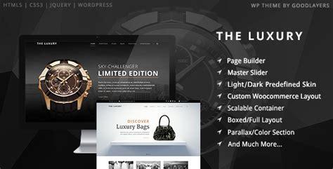 wordpress themes free luxury the luxury dark light responsive wordpress theme by