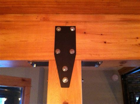 Decorative Post And Beam Hardware beam brackets 9 jpg