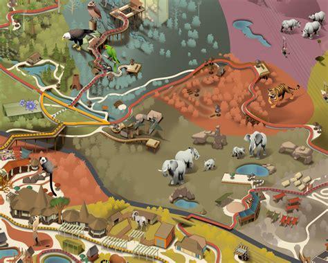 map san diego zoo safari park visual maps san diego zoo safari park