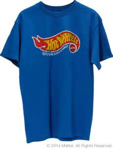 New Hot Wheels T Shirts and Caps Ready for Kmart Collector
