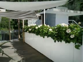 blumenkasten terrasse moderne blumenk 252 bel dienen noch als dekorative leuchten
